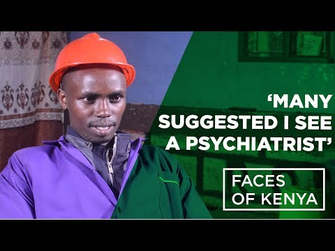 High school leaver builds own electricity power plant (Amazing Story)  | Faces of Kenya |Documentary