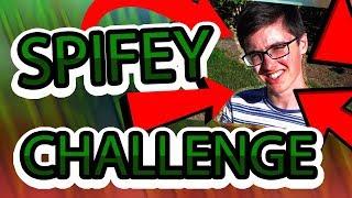 SPIFEY CHALLENGE!! -  Hypixel skywars