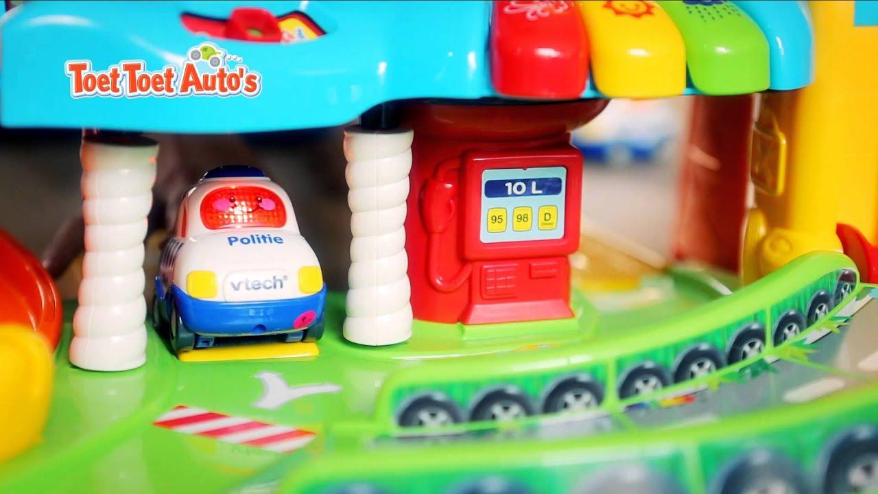 Toet Toet Garage : Vtech toet toet autos collectie 2013 youtube