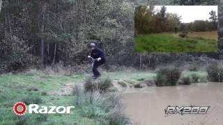 Электросамокат для бездорожья Razor RX200  Дёртовый электрический самокат от Razor(, 2016-11-23T18:24:26.000Z)