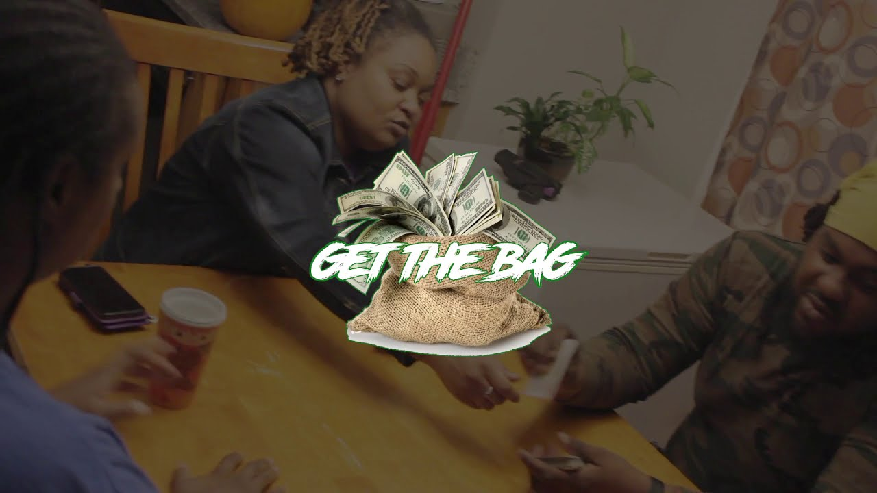 Get The Bag(feat. Wyze ) [Official Music Video]