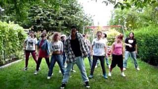 Eaztring represent The Backstreet Boys!! by Robert Lenart