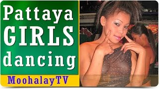 Pattaya Girls Dancing: Thailand, Walking Street, Pattayas