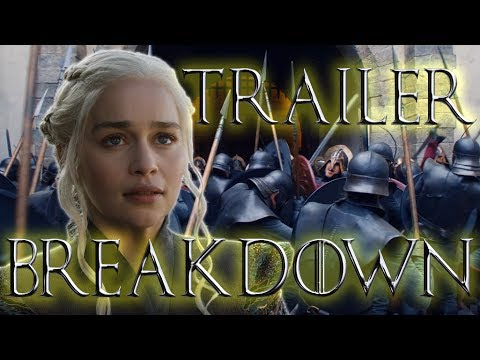 Thumbnail: Game of Thrones Season 7 Official Trailer Breakdown Shot-By-Shot Analysis