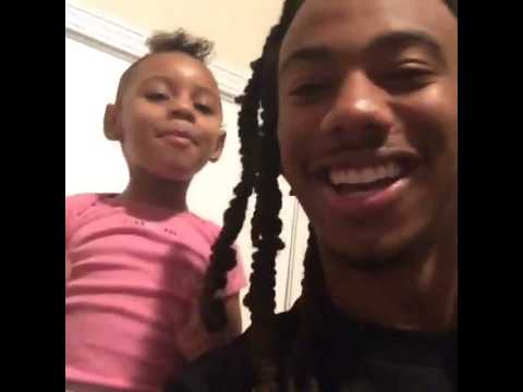 Jacquees daughter