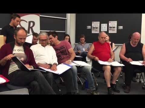 ReelHeART International Film and Screenplay Festival - Live Script Read