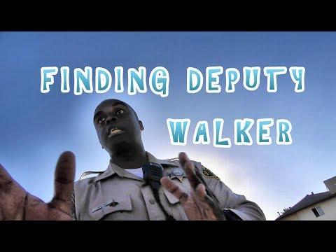 LASD DEPUTY RYAN WALKER & DANIEL SAULMON