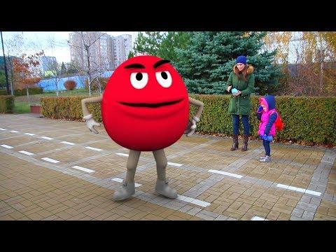Увеличиваем героев волшебным порошком (6 серия на KidsFM)