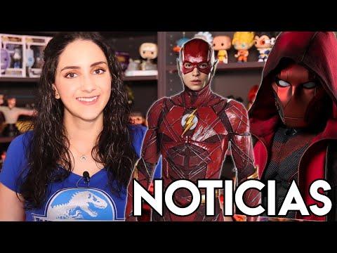 The Flash, Spider-Man, Titans y más || ExtraordiNews