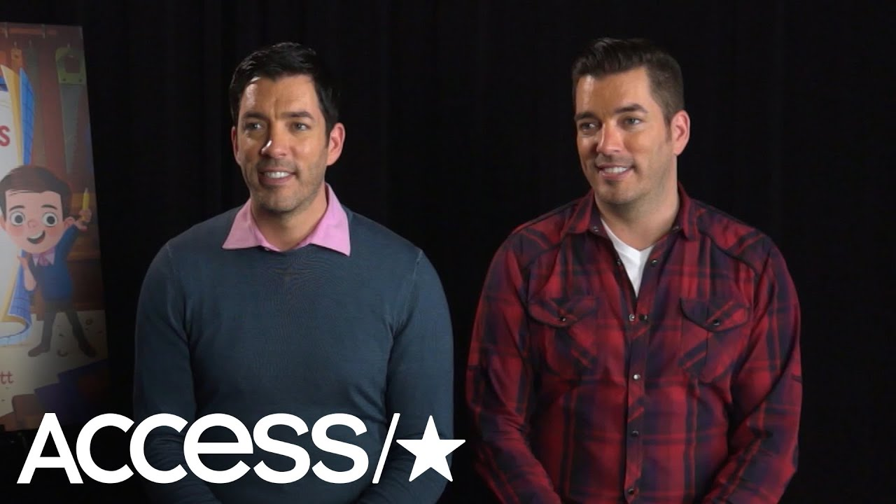 Property Brothers Drew Jonathan Scott Really Want To Host Saay Night Live Access