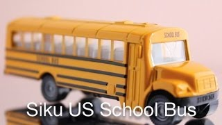 Siku US School Bus