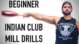 Beginner Indian Club Workout