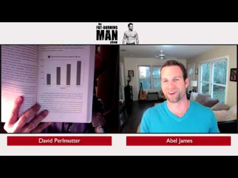 Dr David Perlmutter Grain Brain Eating Fat Makes You Smart And