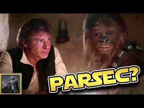 Star Wars: Was ist ein Parsec? [Legends + Kanon]