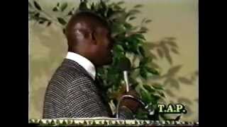 At the Crossroads of my Life - Dr. Khalid Abdul Muhammad