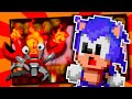 Sonic, but Everything is on FIRE! - Sonic Scorched Quest (Sonic Rom Hack)