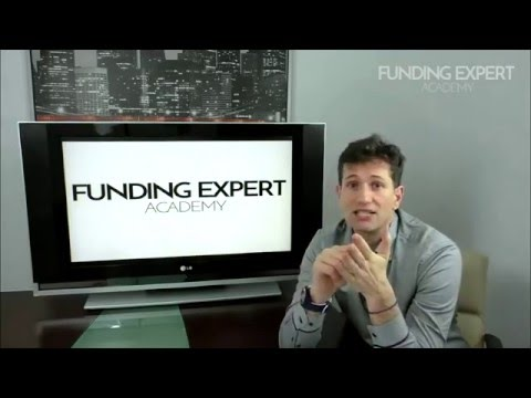 Become a successful funding expert by joining the Funding Expert Academy and use the 50% discount