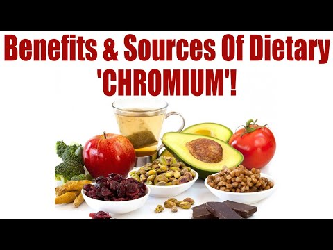 Chromium Food: Sources and Health Benefits of Dietary | Boldsky