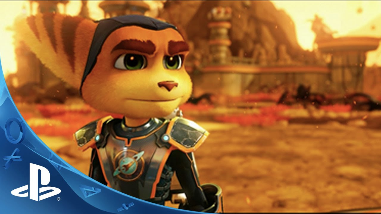 Ratchet & Clank | PS4 Games | PlayStation