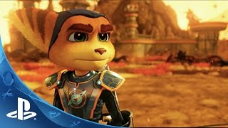 PlayStation E3 2015 - Ratchet & Clank Live Coverage | PS4