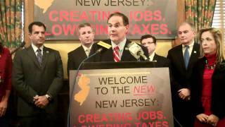 Assembly Republican Leader Jon Bramnick Introduces the NEW New Jersey