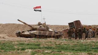 جزيرة الرمادي .. إعلان قريب عن تحريرها بالكامل من داعش