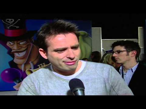 The Princess And The Frog: Premiere With Bruno Campos