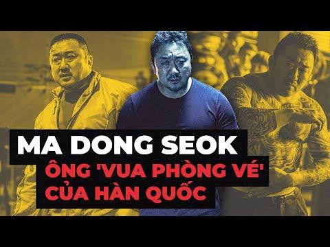 MA DONG SEOK: Người Hùng Trên CHUYẾN TÀU SINH TỬ