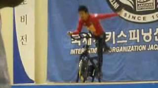 korea Indoor Cycling Gymnastic Championship 2009