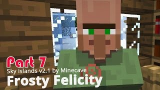 Minecraft Adventure Map - Sky Islands v2.1 - Frosty Felicity {7}