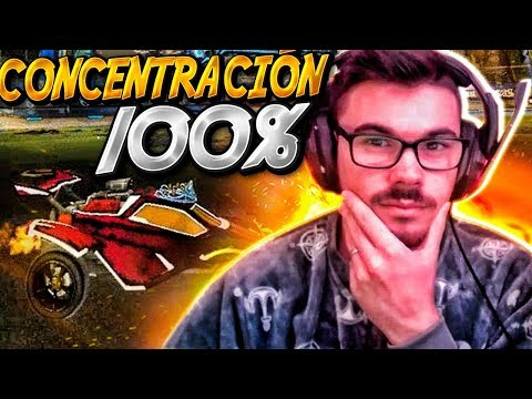 CONCENTRADO AL MÁXIMO EN COMPETITIVO DE 1 VS 1 ~ ROCKET LEAGUE thumbnail