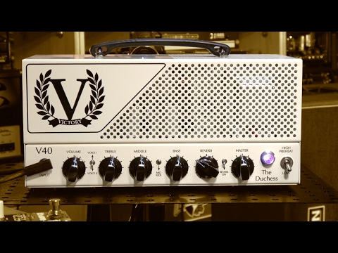 "Victory V40 ""The Duchess"" - Everything you need to know!"