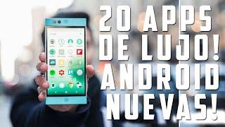20 APPS DE LUJO PARA ANDROID 2016 - NUEVAS!