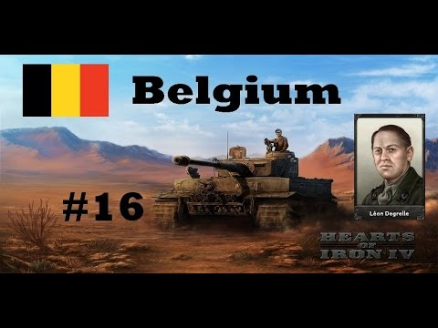 Hearts Of Iron IV - Belgium - Invading Saint Helena and Sao Tome - Part 16 - No commentary