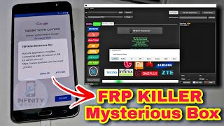 FRP One Click Bypass All Andro…