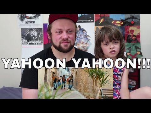 Yahoon Yahoon VIDEO SONG REACTION!!!