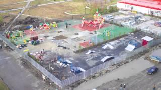 Строительство игрового парка в Новосибирске(, 2014-03-07T13:01:19.000Z)