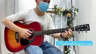 Guitar acoustic Headway HCF20