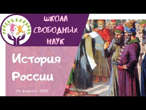 Появления государства Русь ▶ История России