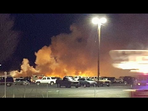 Plane crashes in Elko, Nevada, home evacuations reported