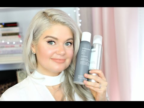 Best Dry Shampoos Review | Living Proof, Ouai, Moroccan Oil & More