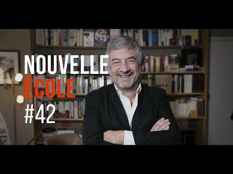 #42 – FRANÇOIS SAMUELSON : TRANSFORMER L'ENCRE EN OR
