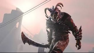 Shadow Of Mordor PC GAMEPLAY INTEL HD 4000