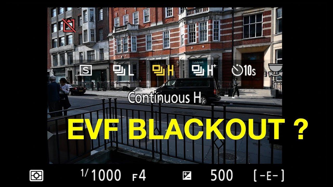 Nikon Z7 & Z6 High FPS Shooting in Stills, 5FPS to 12FPS