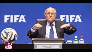 Blatter si dimette