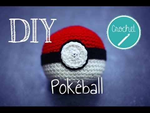 Ravelry: Pokeball from