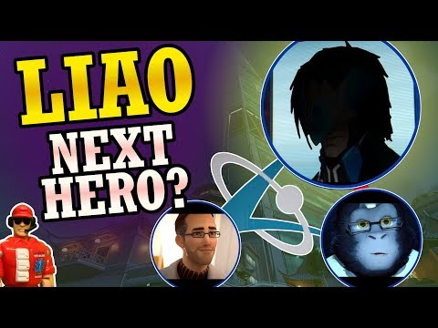 Overwatch - Liao New Hero Potential & Story Significance (New Hero Theory)