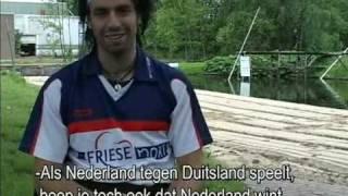 Fierljeppen Fryslân Boppe