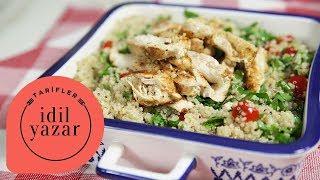 Kinoa Salatası Nasıl Yapılır (Tabule) | Yemek Tarifleri