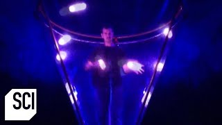 Juggling in a Cone | Outrageous Acts of Science